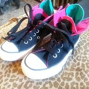 Kids hightop Converse